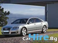 Audi A8 4,2 FSI Quattro